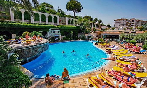 Abireisen Lloret de Mar Hotels - Animus Travel